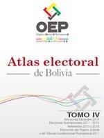 Atlas Electoral de Bolivia – Tomo IV