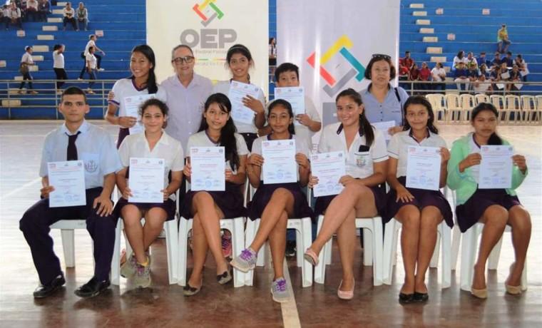 Beni: más de tres mil estudiantes recibirán sus credenciales como gobiernos estudiantiles