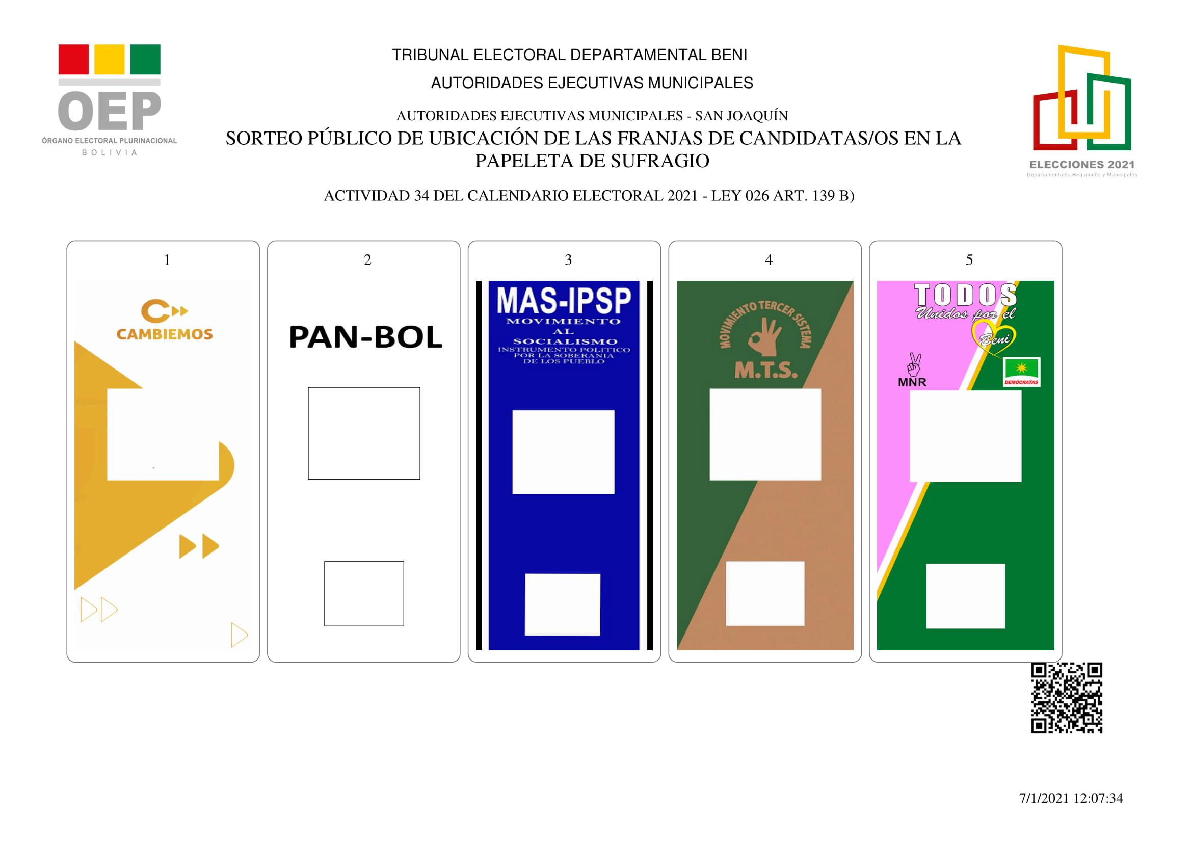 Municipal - San Joaquín-1