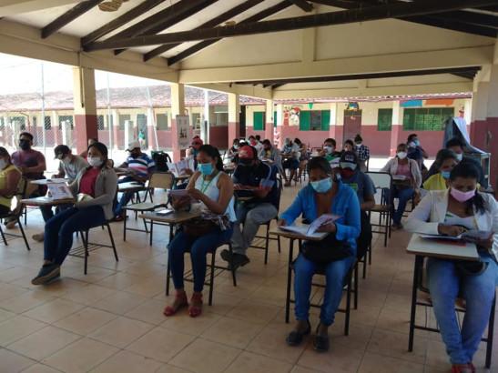 El TED Beni inicia la capacitación a jurados electorales en cursos presenciales y virtuales
